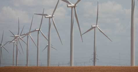Wind Power Colocation Mining