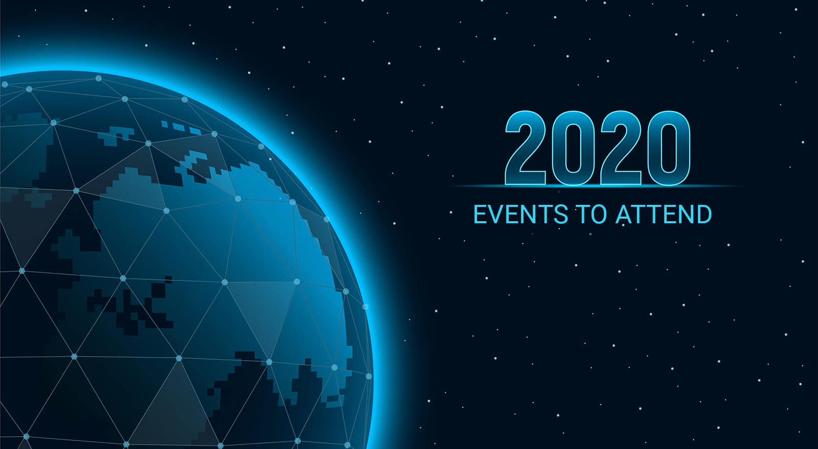 5 top cryptocurrency industry events to attend in 2020